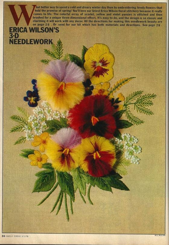 1978 needlework